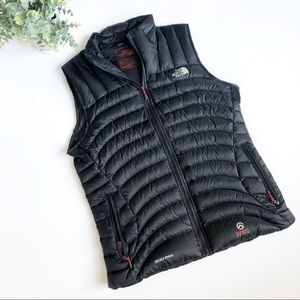 North Face 800 Pro Summit Series Goose Down Vest
